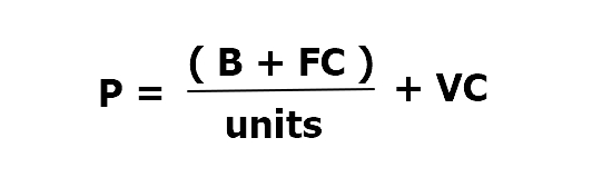 Formula price product