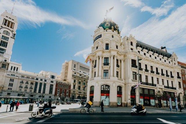 Spain residence